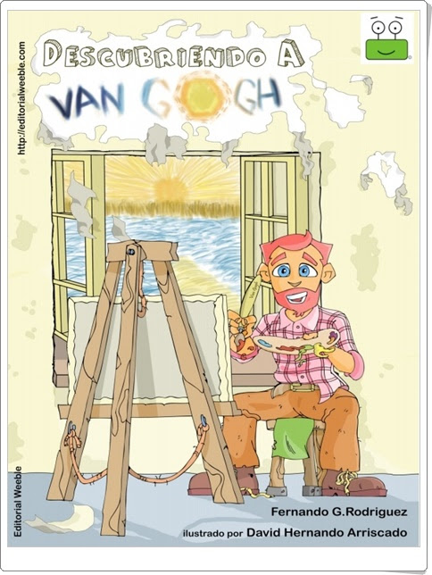 Descubriendo a Van Gogh - Fernando G. Rodríguez y David Hernando Arriscado