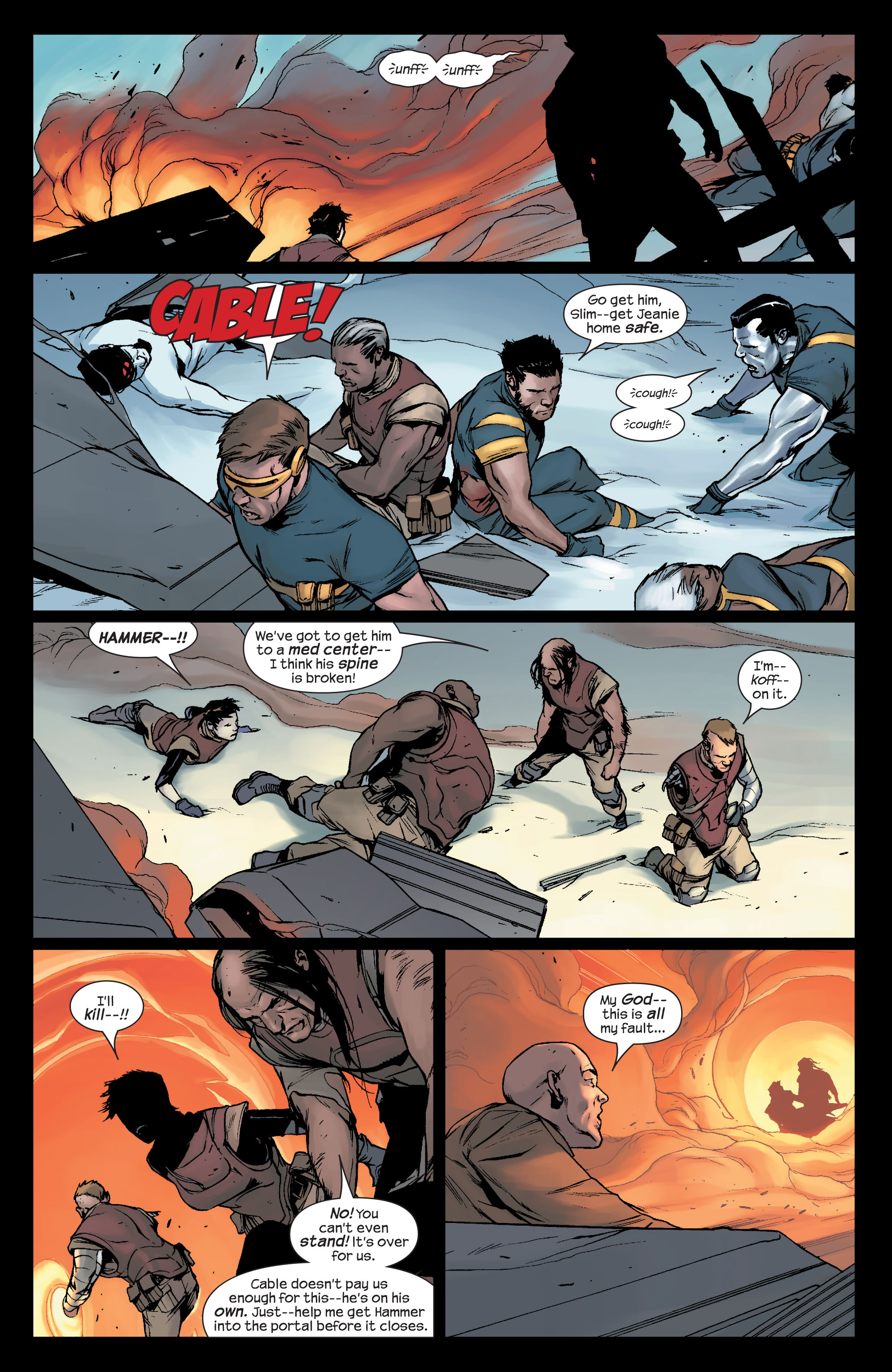 Read online Ultimate X-Men comic -  Issue #78 - 11