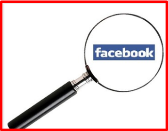 how to clear search history facebook