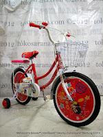 Sepeda Anak Evergreen Ariel 18 Inci