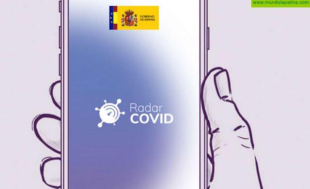 Canarias implantará en la segunda quincena de agosto la app de rastreo de contagios Radar COVID