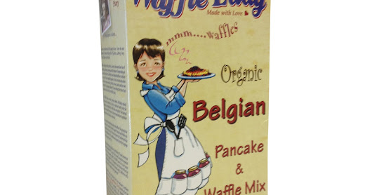 "Start using My Original Organic Belgian Mix as a basic MASTER MIX for all the different Pancake, Waffle & many other ideas that I will show you that were developed in my Farm Kitchen. It is ""So Easy"" & delicious . . .Check back often to see what's the latest !"