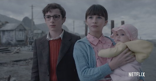 Netflix's A Series of Unfortunate Events Official Trailer