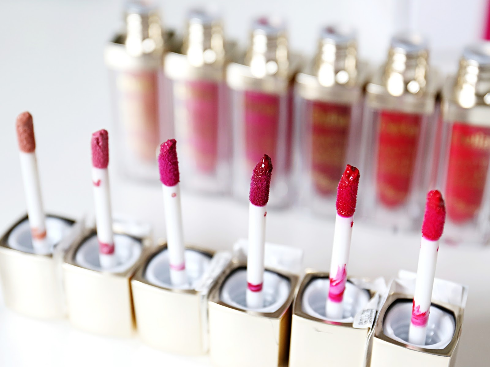 Delia Matt Liquid Lipstick