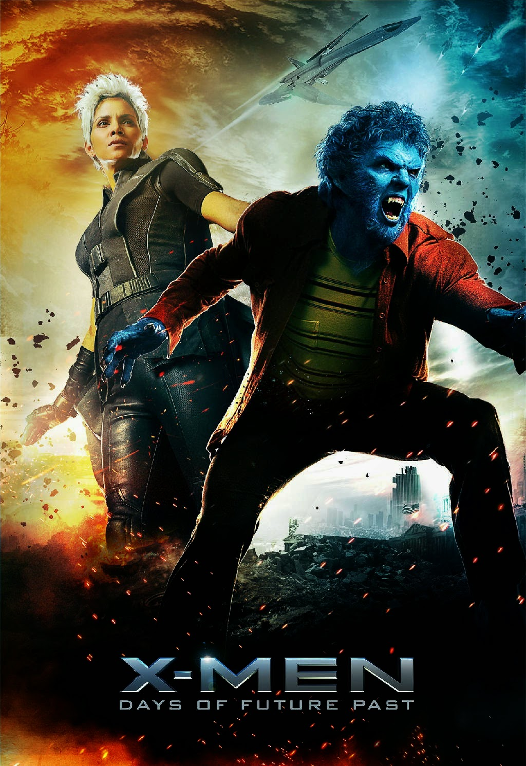 Ultimate 3D Movies: X-Men Days Of Future Past - 12 New ...