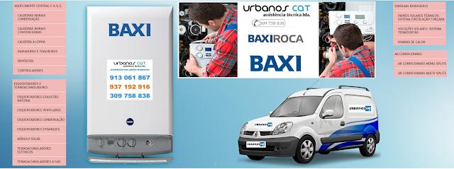 www.baxi.pt | reparador baxi | assistencia oficial baxi |