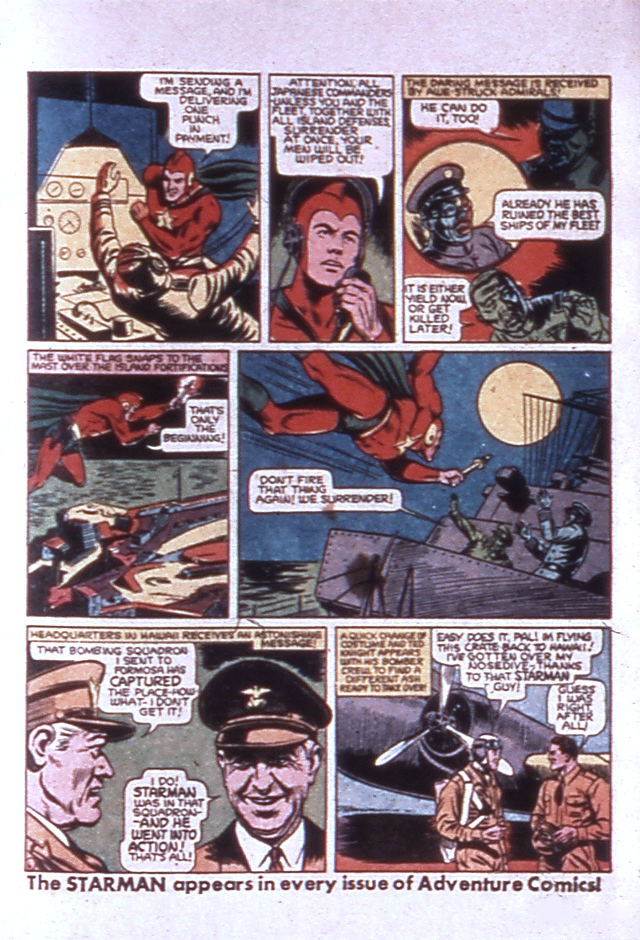 Read online All-Star Comics comic -  Issue #11 - 54