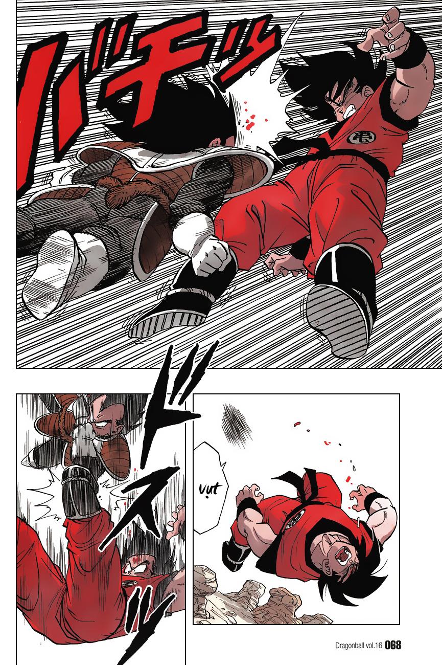Dragon Ball chap 229 trang 7
