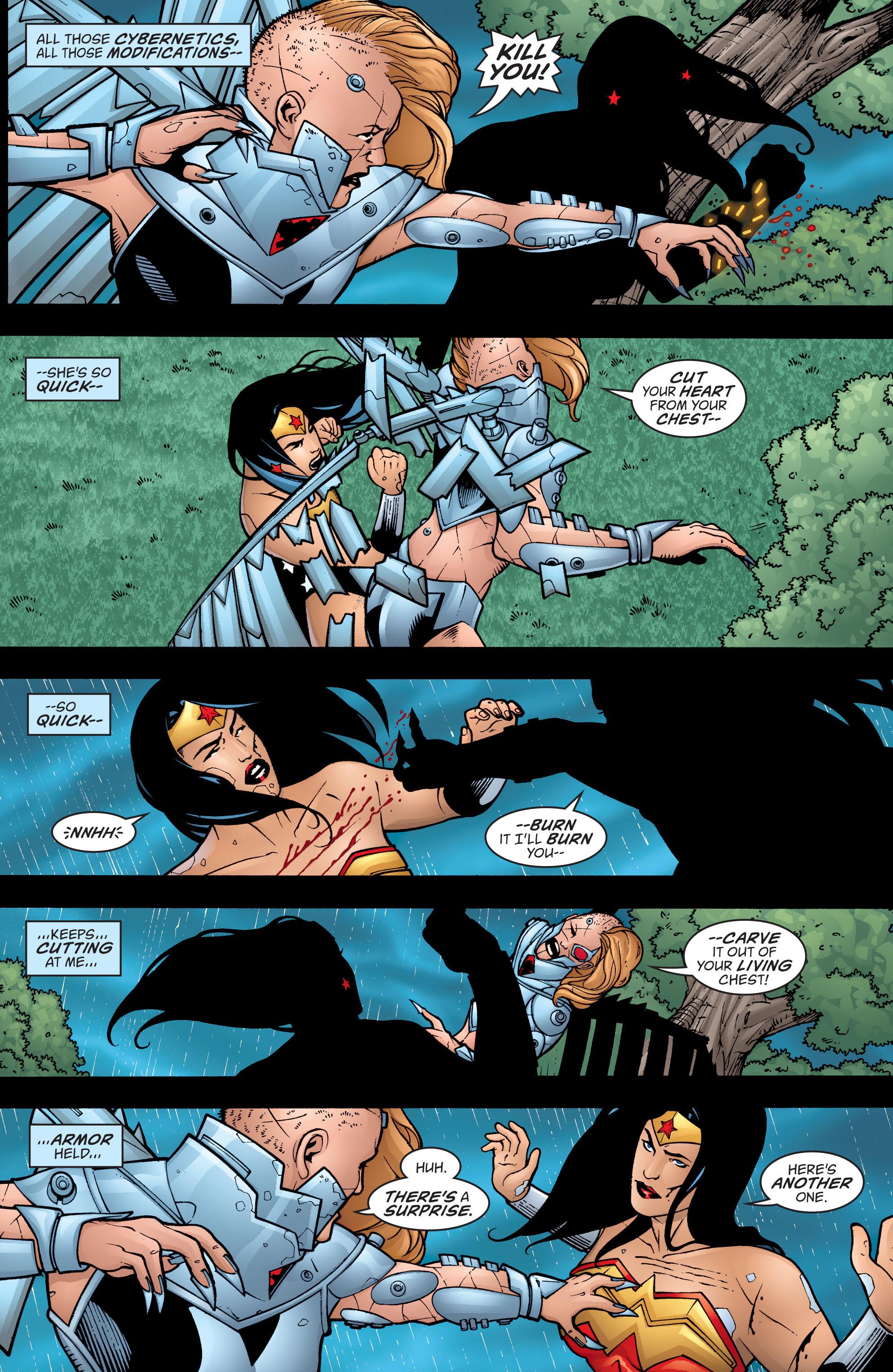 Read online Wonder Woman (1987) comic -  Issue #200 - 13