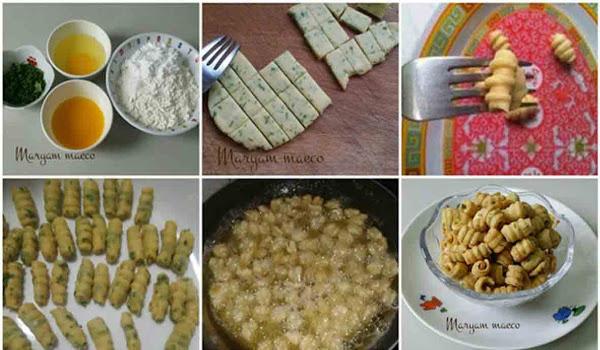 Resep Membuat Kue Garpu Yang Enak Dan Renyah