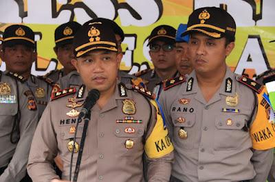 """Lagi Begal Ngaku Kebal Asal """"Cikampek"""" di Dor Polisi Karawang"""