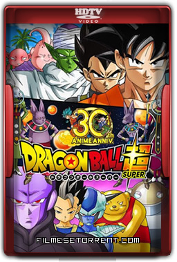 Dragon Ball Super 1ª Temporada Legendado Torrent HDTV 720p 1080p Download 2016