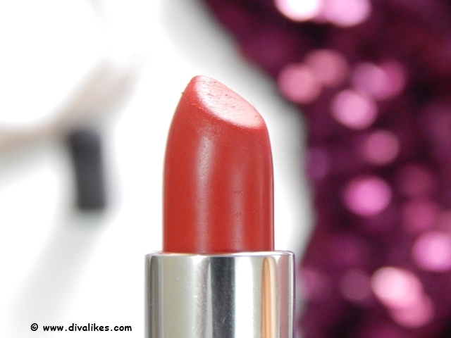 Maybelline Color Show Big Apple Red Creamy Matte Lipstick Red Liberation Shade