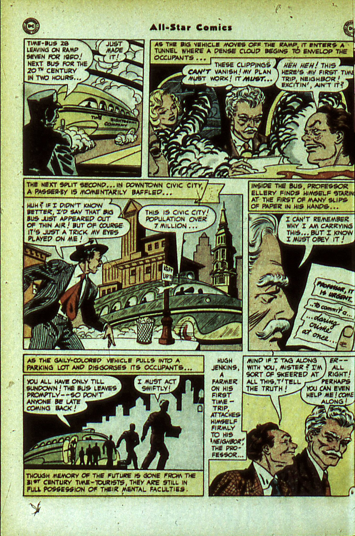 Read online All-Star Comics comic -  Issue #56 - 8