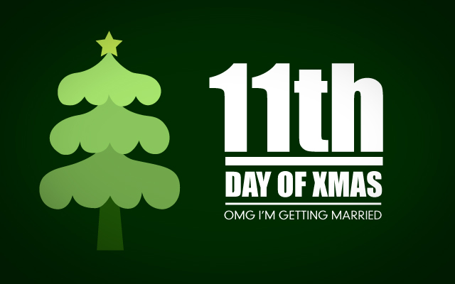 11th day of Christmas images