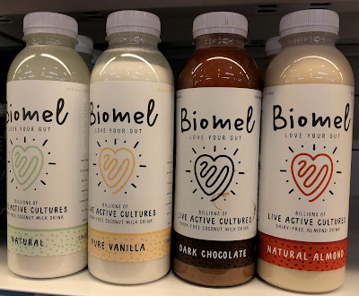 Biomel coconut almond milk drink dairy free