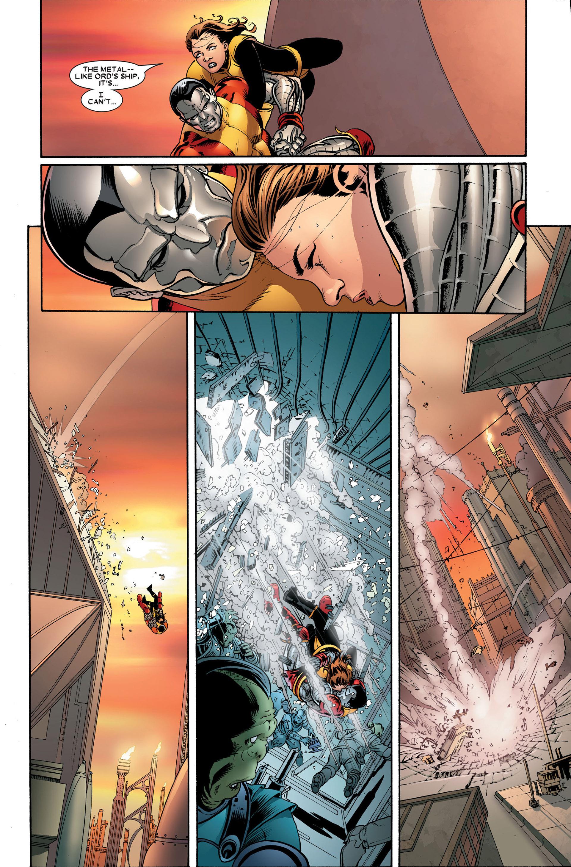 Read online Astonishing X-Men (2004) comic -  Issue #20 - 14