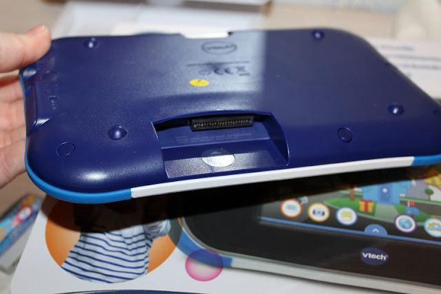 nouvelle tablette pour enfant chez vtech