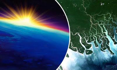 Kehidupan Di Bumi Dimulai 270 Juta Tahun Lebih Awal Dari Dugaan Sebelumnya.  - informasi ruang angkasa