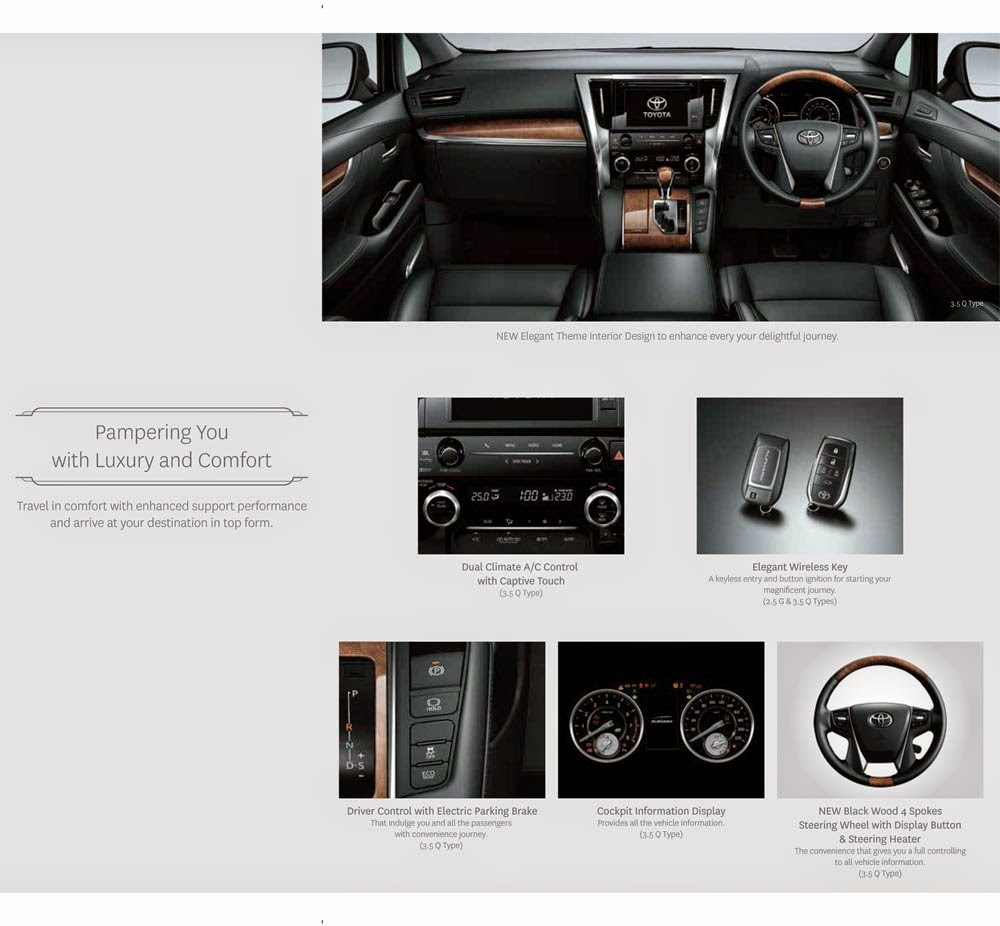 Browsur Toyota Alphard Pekanbaru Riau