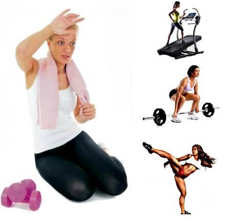 La rutina de entrenamiento adecuada para bajar de peso