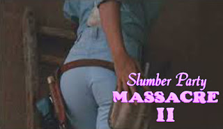 The B-Raters vs. Slumber Party Massacre II