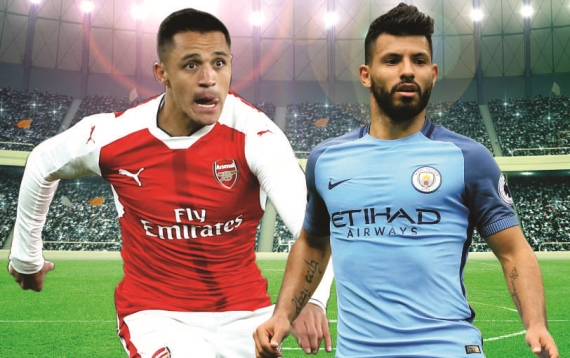 Arsenal and Manchester City square off in an epic Super Sunday clash at the Emirates Stadium.