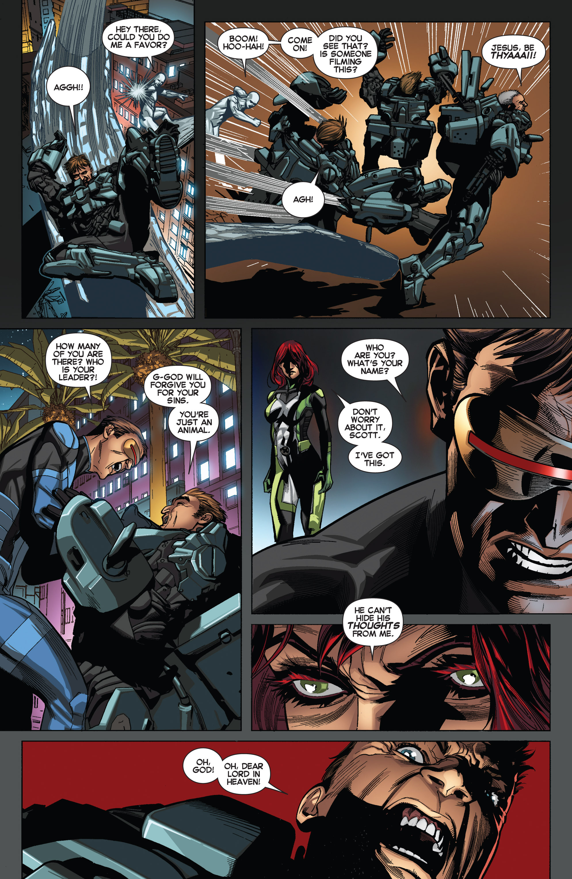 Read online All-New X-Men (2013) comic -  Issue # _Special - All-Different - 33