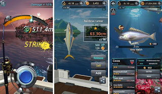Game Kail Pacing Mod Apk v1.5.1 [Unlimited Money]