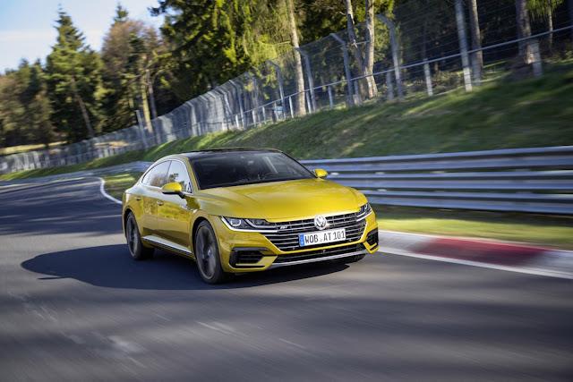 Volkswagen Arteon recibe premio Volante de Oro