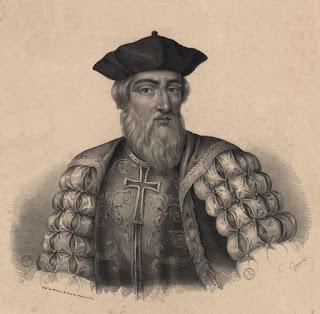 Admiral Dom Vasco-da-Gama