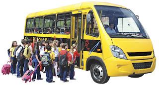 Transportes escolares de Picuí, Frei Martinho, Baraúna, Nova Palmeira e Pedra Lavrada serão vistoriados dia 24