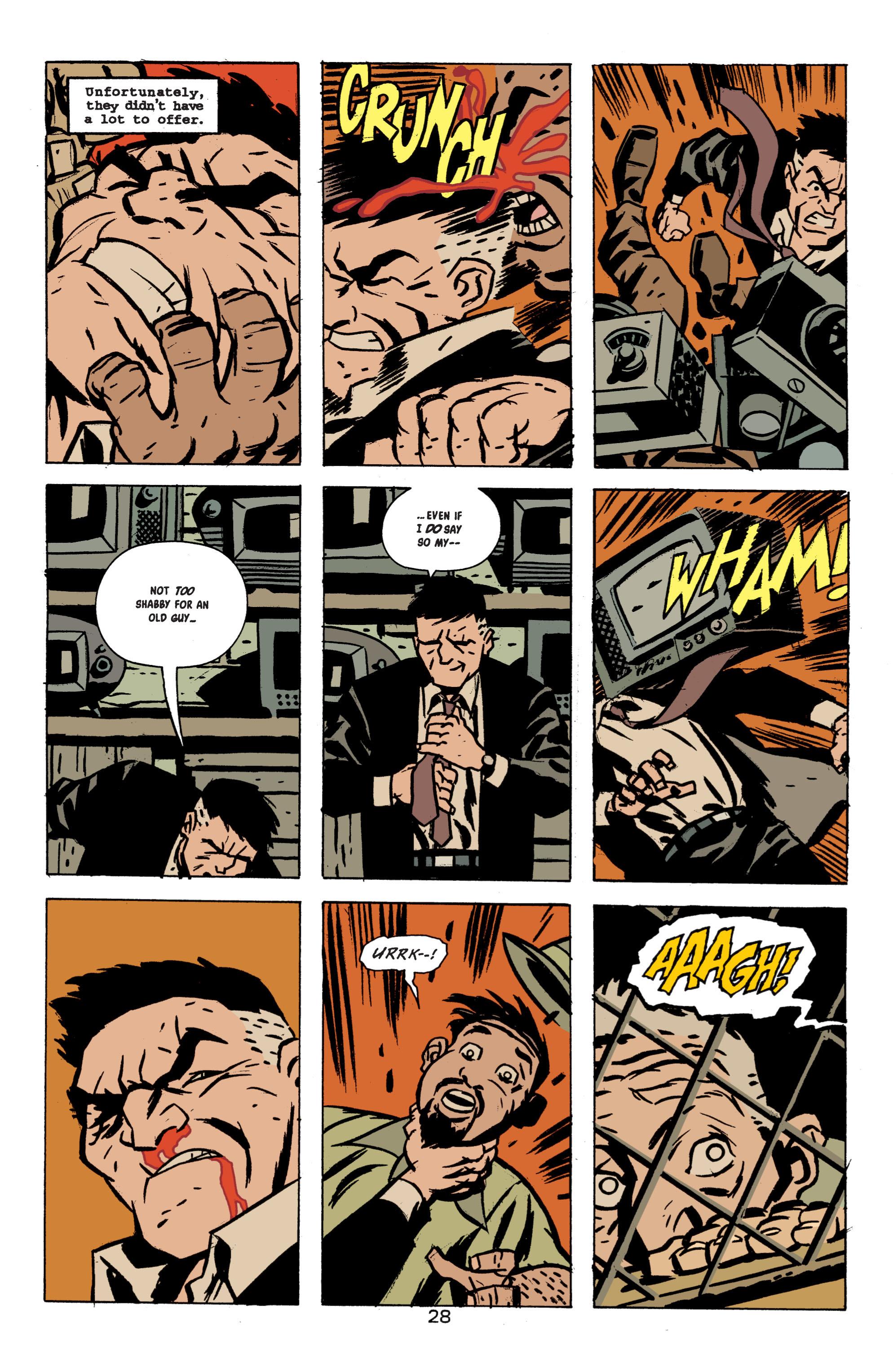 Detective Comics (1937) 759 Page 28