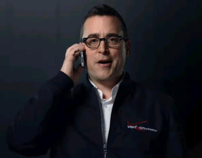 Former Verizon Can You Hear Me Now Actor