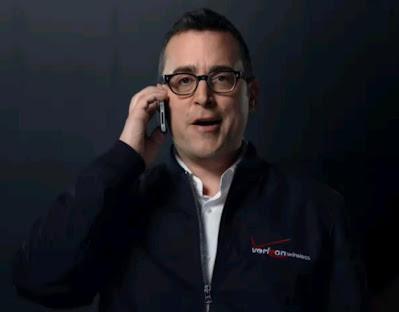 Former Verizon Can You Hear Me Now Actor
