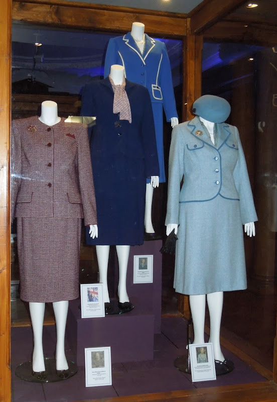 Original Meryl Streep costumes Iron Lady