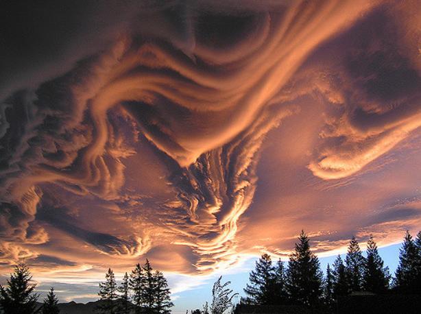Nuvens Asperitas