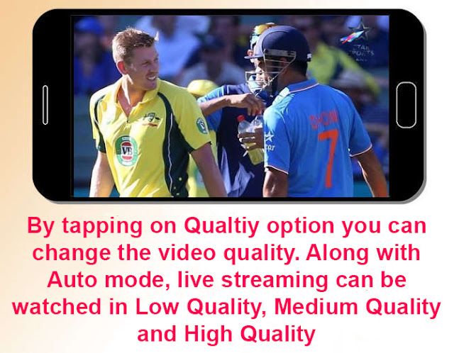 Watch Inda vs Australia T-20 Cricket Match Live For Free on StarSports Without Hotstar