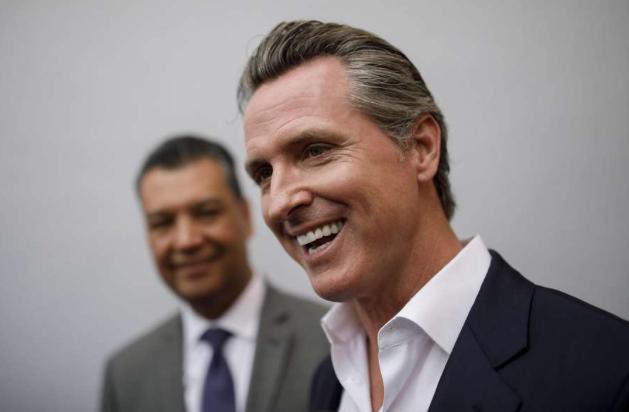 California Gubernatorial Primary Newsom (Dem) – 33%, Cox (GOP) – 20%, Villaraigosa (Dem) – 13%, Allen (GOP) – 12%