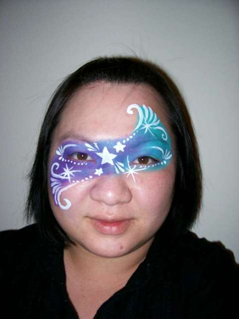 Masquerade Face Paint