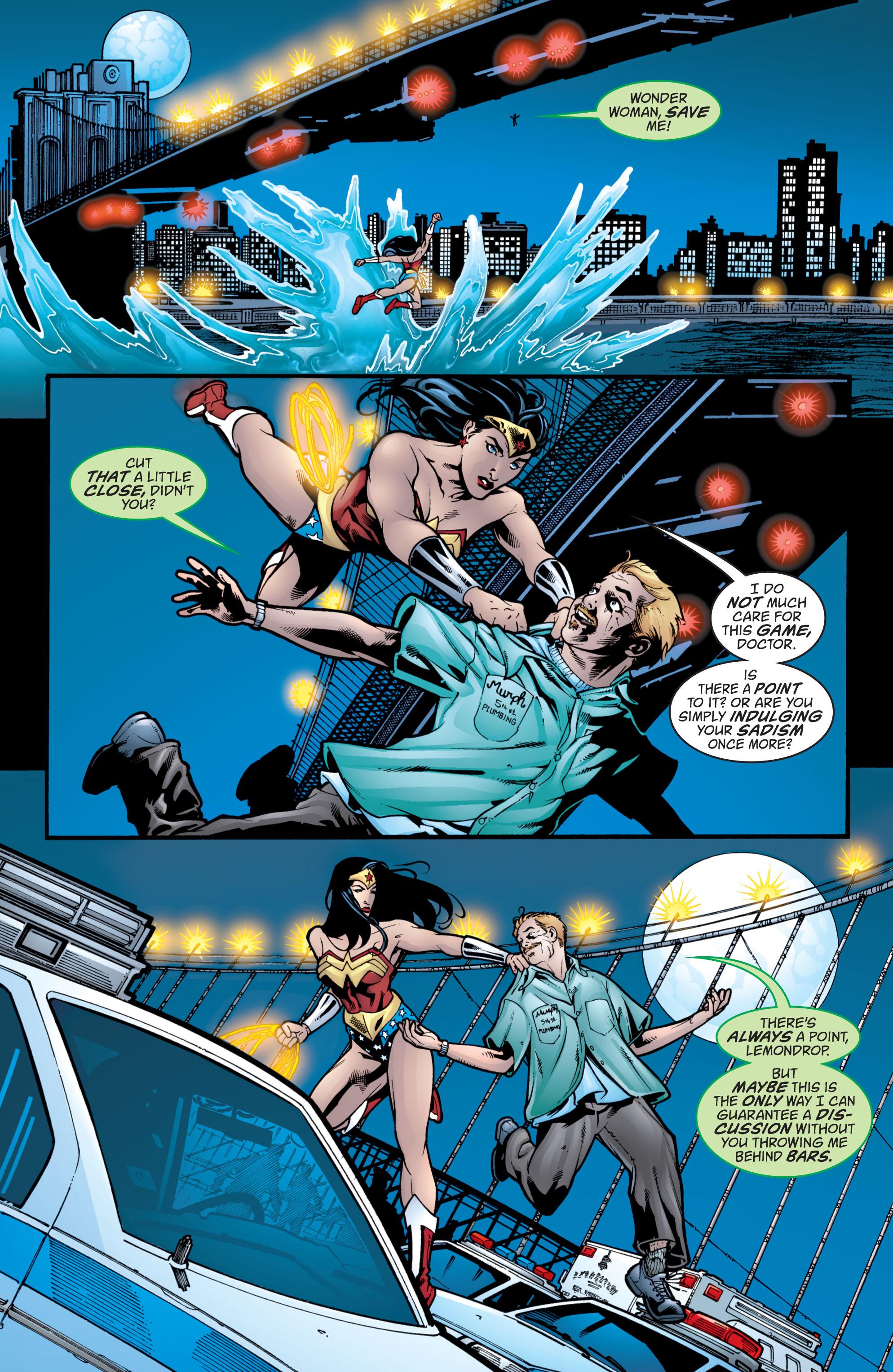 Read online Wonder Woman (1987) comic -  Issue #207 - 18