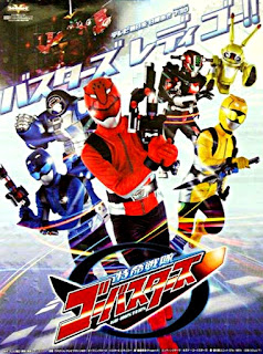 Tokumei Sentai Go-Busters Episode 01-50 [END] MP4 Subtitle Indonesia