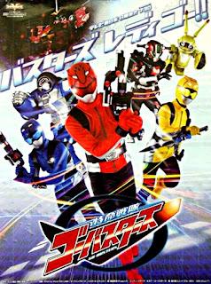 Tokumei Sentai Go-Busters Episode 01-50 [END] MP4 Subtitle Indonesia