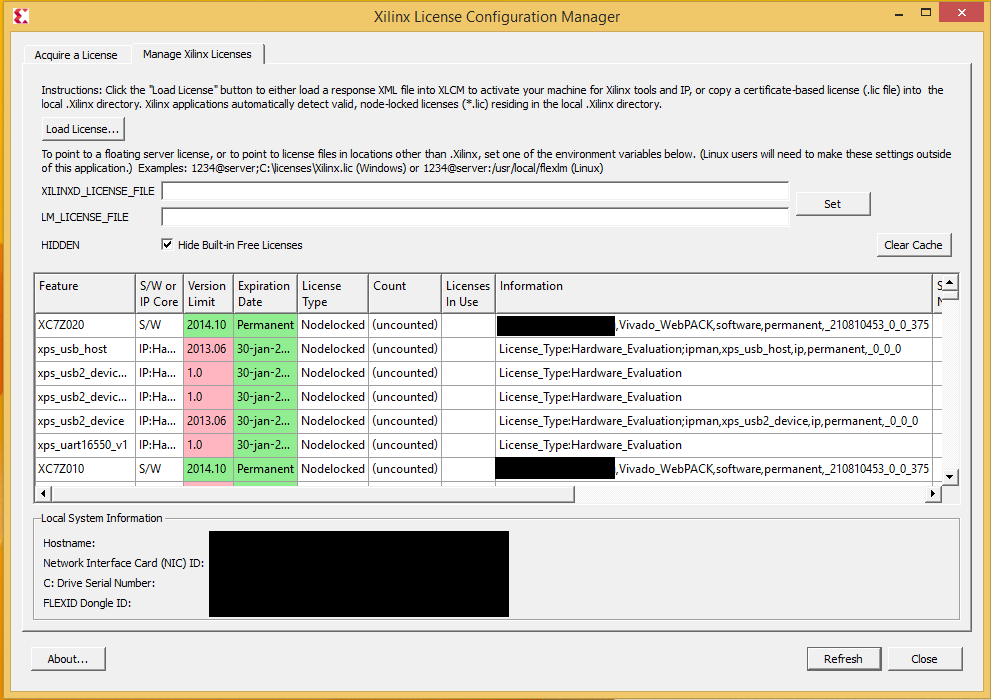 Get Xilinx ISE 14 6 Webpack to work on Windows 8 | Binary Koala