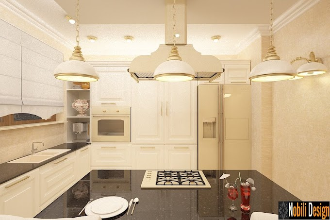 Amenajari Interioare | Design interior bucatarie casa Constanta