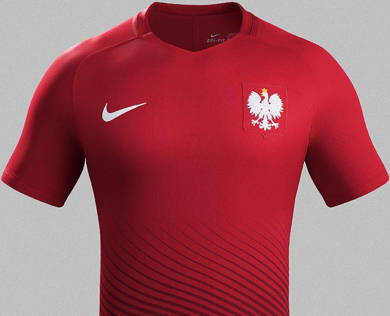 ポーランド代表 ユーロ2016 ユニフォーム