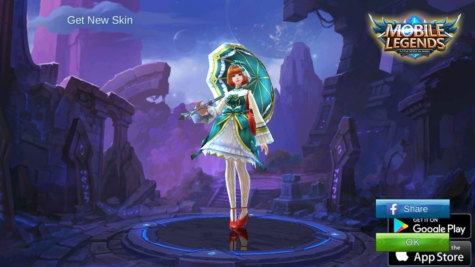 hyouka (rungusian): mobile legends bang bang : kagura