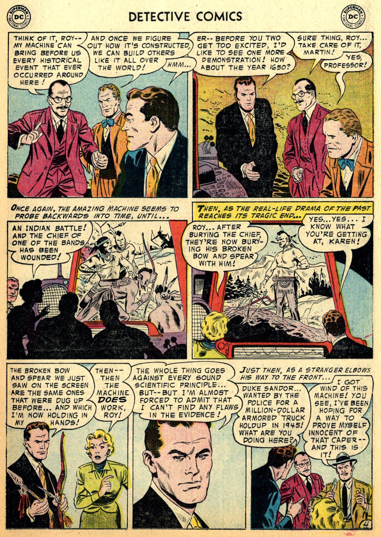Detective Comics (1937) 228 Page 19