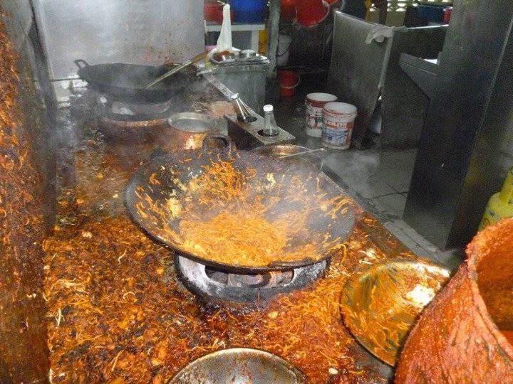 Dapur Rumah Chef Wan