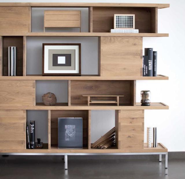 houten design meubels